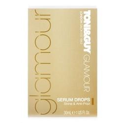 Toni&Guy Glamour Serum Drops - Сыворотка-блеск для волос «Сияние и гладкость» 30 мл