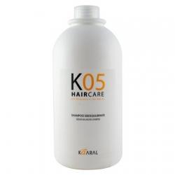 Kaaral К05 Shampoo Seboequilibrante - Шампунь для восстановления баланса секреции сальных желез 1000 мл