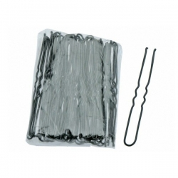Sibel - Шпильки черные 45мм, 50 шт