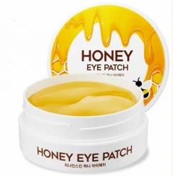 Berrisom G9 Skin Honey Eye Patch - Гидрогелевые патчи с медом для кожи вокруг глаз, 60 шт