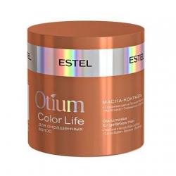 Estel Otium Color Life - Маска-коктейль для окрашенных волос, 300 мл
