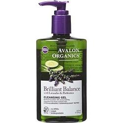Avalon Organics Facial Cleansing Gel - Гель для демакияжа, 198 мл