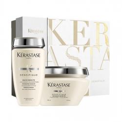 Kerastase Densifique - Подарочный набор для тонких волос (шамп+маска)