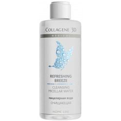 Medical Collagene 3D Refreshing Breeze Cleansing Micellar Water - Мицеллярная вода 250мл