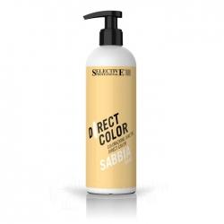 Selective Direct color Sand - Ухаживающая краска песочный 300 мл