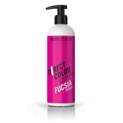 Selective Direct color Fuchsiae - Ухаживающая краска фуксии 300 мл