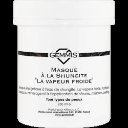 Gemmis Masque à la Shungite La Vapeur Froide - Шунгитовая маска Вапор Фруа, 250 мл