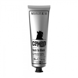 Selective CEMANI Gel Back to black -  Моделирующий гель с черным пигментом, 150 мл