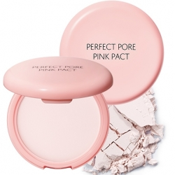 The Saem  Saemmul Perfect Pore Pink Pact - Пудра розовая с каламином для проблемной кожи, 11 гр