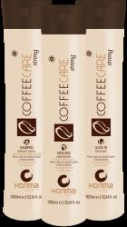 Honma Tokyo Coffee Care Strong - Набор (Шампунь + Кондиционер + Маска), 3*300 мл