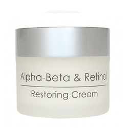 Holy Land Alpha-Beta & Retinol Restoring Cream - Восстанавливающий крем 50 мл
