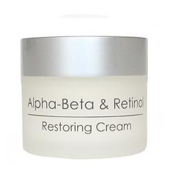 Holy Land Alpha-Beta & Retinol Restoring Cream - Восстанавливающий крем 50 мл