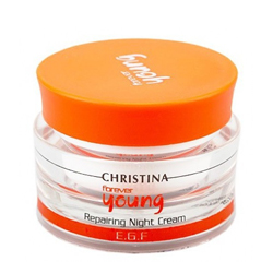 Christina Forever Young Repairing Night Cream - Ночной крем «Возрождение» 50 мл