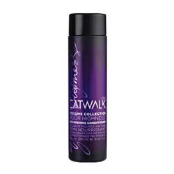 TIGI Catwalk Your Highness Nourishing Conditioner - Кондиционер для объема 250 мл
