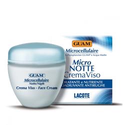 Guam Microcellulaire Крем ночной против морщин питательный 50 мл