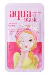 Fascy Bubble Tina Aqua Mask - Тканевая маска для лица 26 г