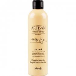 Nook Artisan Oil Lala Modelling Fluid - Флюид для волос моделирующий Масло без Масла, 250 мл