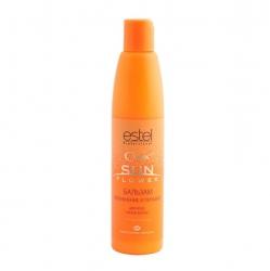 Estel Curex Sunflower - Бальзам увлажнение и питание с UV-фильтром, 250 мл