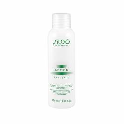 Kapous Professional ActiOx - Кремообразная окислительная эмульсия с экстрактом женьшеня и рисовыми протеинами 1,5%, 150 мл