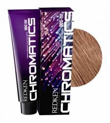 Redken Chromatics - Краска для волос без аммиака 7.32/7GI золотистый менрцающий 60мл