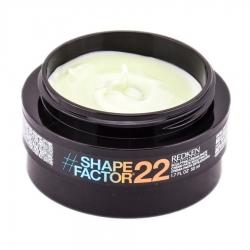 Redken Shape Factor 22 Sculpting Cream Paste  - Скульптурирующая крем-паста с эффектом лака Шэйп абилити, 50 мл