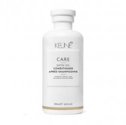 Keune Care Line Satin Oil Conditioner - Кондиционер Шелковый уход 250 мл