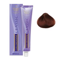 Brelil Крем-краска COLORIANNE CLASSIC Крем-краска Colorianne (Медный блондин) 7.4