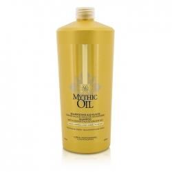 L'Oreal professionnel mythic oil shampoo normal to fine hair - Питательный шампунь для нормальных и тонких волос 1000 мл