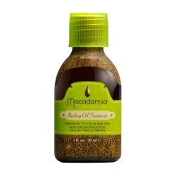 Macadamia Healing Oil Treatment - Уход восстанавливающий с маслом арганы и макадамии 30 мл