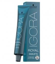 Schwarzkopf Igora Royal Highlifts - Игора Роял Хайлифтс 12-19 Специальный блондин сандрэ фиолетовый 60 мл