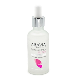 Aravia Professional Remover Drops Ultra - Ремувер для удаления кутикулы, 50мл