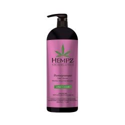 Hempz Daily Herbal Moisturizing Pomegranate Conditioner - Кондиционер растительный увлажняющий и разглаживающий Гранат, 1000 мл