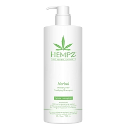 Hempz Herbal Healthy Hair Fortifying Shampoo - Шампунь растительный укрепляющий Здоровые волосы, 750 мл