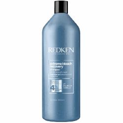 Redken Extreme Bleach Recovery Shampoo - Шампунь для обесцвеченных и ломких волос, 1000 мл