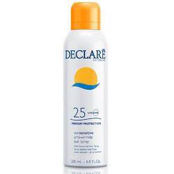 Declare Anti-Wrinkle Sun Spray SPF 25 - Солнцезащитный спрей SPF 25 с омолаживающим действием, 200 мл