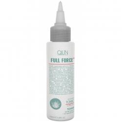 Ollin Full Force - Тоник против перхоти с экстрактом алоэ 100 мл