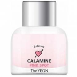 The YEON Refining Calamine Pink Spot - Точечное средство от акне, 15мл