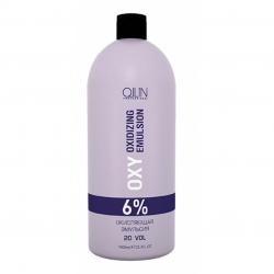 Ollin Performance Oxy Oxidizing Emulsion - Окисляющая эмульсия 6%, 1000 мл