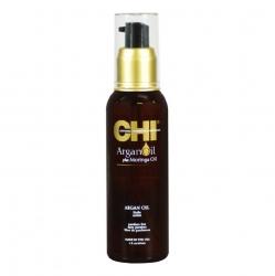 CHI Argan Oil - Масло для волос с экстрактом масла Арганы и дерева Моринга 100 мл