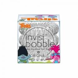 Invisibobble Original Trolls - Резинка для волос прозрачный,3 шт