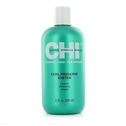 CHI Curl Preserve System Shampoo - Шампунь Чи для кудрявых волос 300 мл