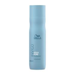 Wella Invigo Balance Aqua Pure - Очищающий шампунь, 250 мл