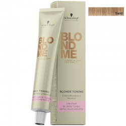 Schwarzkopf BlondMe Toning Sand - Тонирующий крем Песок, 60 мл