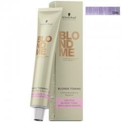 Schwarzkopf BlondMe Toning Lilac - Тонирующий крем Сирень, 60 мл