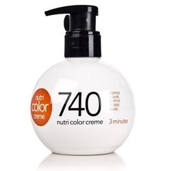 Revlon Professional Nutri Color Creme - Краска для волос NСС 740, 250 мл
