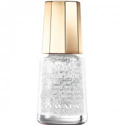 Mavala - Лак для ногтей тон 141 Искрящийся Снег/Magic Snow, 5 мл