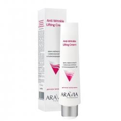 Aravia Professional Anti-Wrinkle Lifting Cream - Крем лифтинговый с аминокислотами и полисахаридами, 100мл
