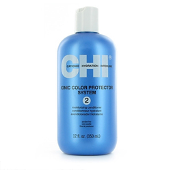 CHI Ionic Color Protector System 2 Moisturizing Conditioner- Кондиционер Чи «Защита цвета» 350 мл