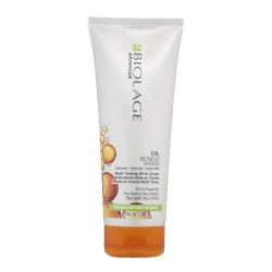 Matrix Biolage Oil Renew Multi-Tasking Oil-In Cream - Несмываемый уход для сухих и пористых волос, 200 мл