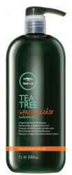 Paul Mitchell Tea Tree Special Color Shampoo - Шампунь с маслом чайного дерева для окрашенных волос, 1000мл
